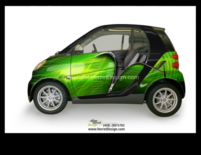 custom smart wrap car pictures car canyon