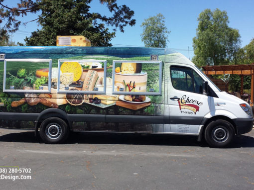 Van and Sprinter Wraps