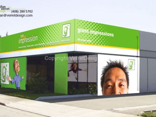 Building Wraps and Graphics