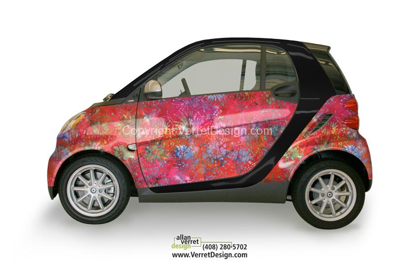 Car Wraps Verret Design